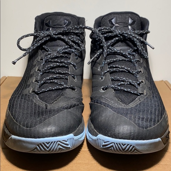 Under Armour Shoes | Curry 3 Black